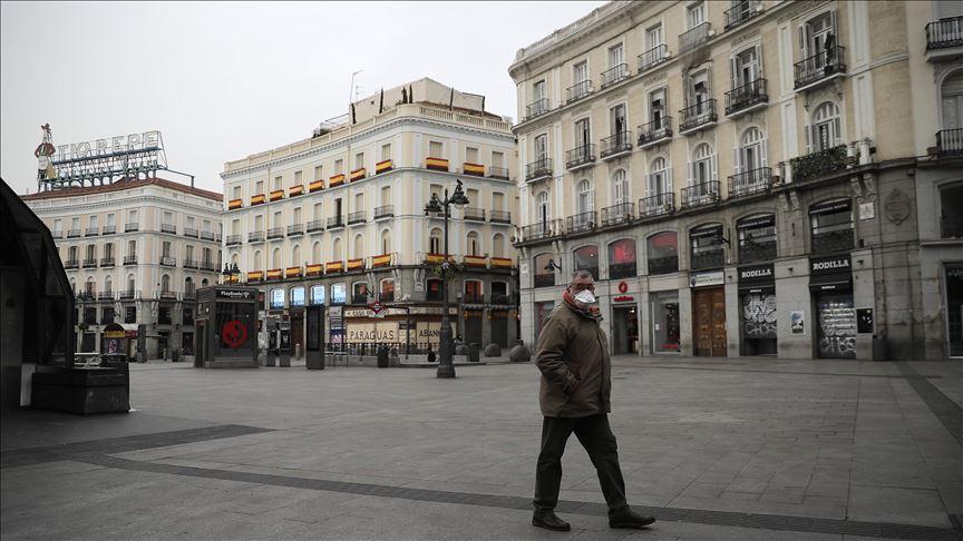 スペイン コロナ 現状